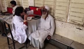 Eye-Care in Bangladesh: Sikander