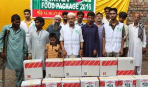 Fight Against Hunger This Ramadan