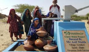 Zakat is changing lives in Sindh, Pakistan