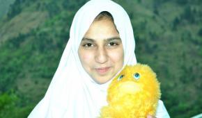 Hafiz Sponsorship in Muzaffarabad: Nazia Aslam
