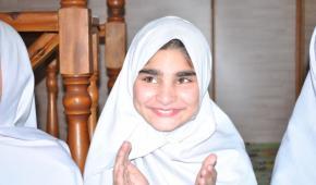 Orphan Sponsorship in Muzaffarabad: Naureen