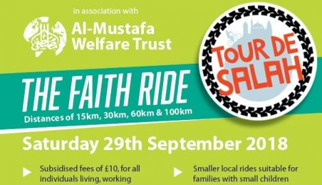 The Faith Ride - Tour De Salah
