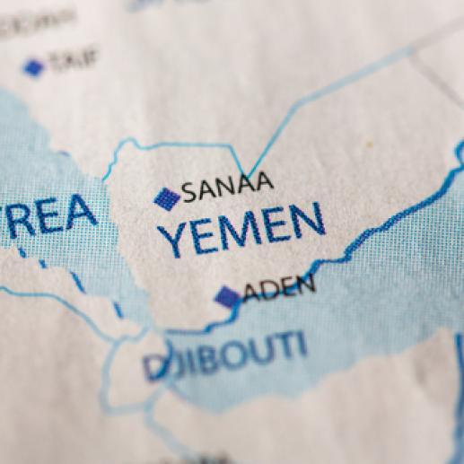 Yemen Humanitarian Crisis