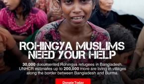 Burma Rohingya Live TV Appeal on Ramadan TV 852