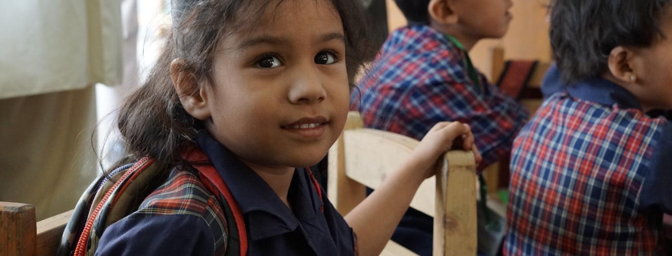 Orphan Girl Sponsorship   Al-Mustafa Welfare Trust