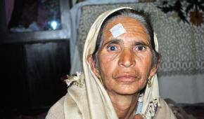 Restore eye-sight this Ramadan: Phool Begum