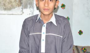 Hafiz Sponsorship in Muzaffarabad: Nadeem