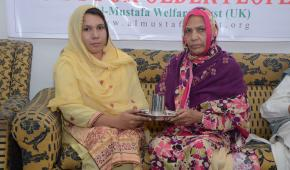 Honour the Elderly: Bibi Shagufta