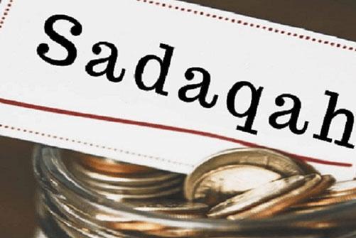 types of sadaqah