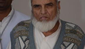 Honour the Elderly: Shahabuddin