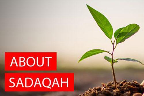 Sadaqah and Zakat