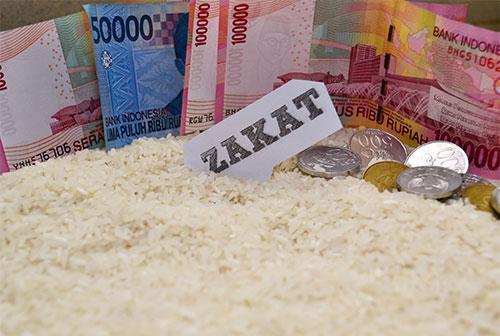 zakat is your wealth