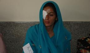 Free Eye-Care: Sadaf's Story