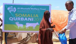 Qurbani 2015: Salama's Story