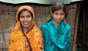Orphan Sponsorship: Sarmin's Story