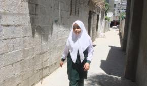 Orphan Sponsorship in Gaza: Shah Ali