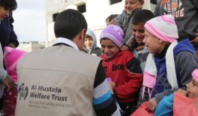 Orphan Sponsorship in Gaza: Kefaya's Children