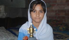 Orphan Sponsorship in Lahore: Aamina Khan