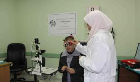 Free Eye-Care in Gaza: Malavi